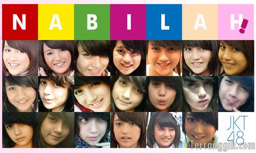 Nabillah JKT48 Wallpaper 2013
