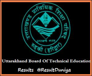 Download UBTER Hawaldar Prashikshak Examination Result 2015