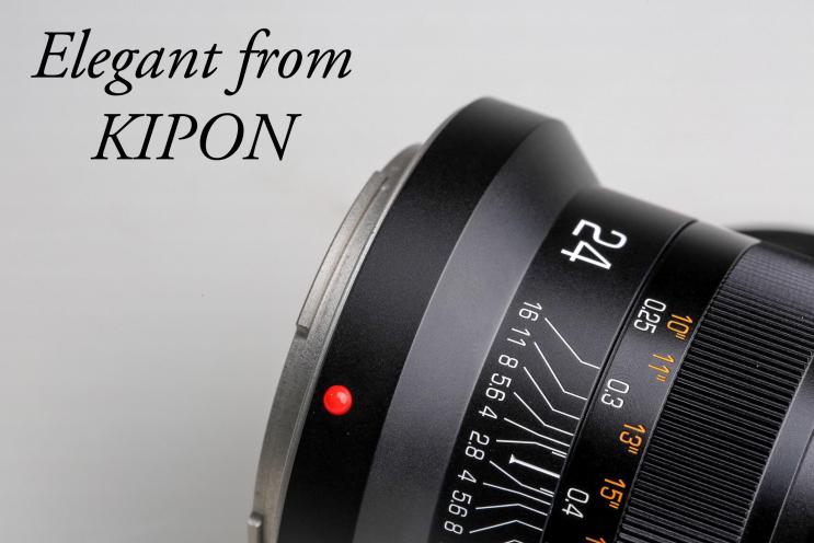 Объектив Kipon Elegant