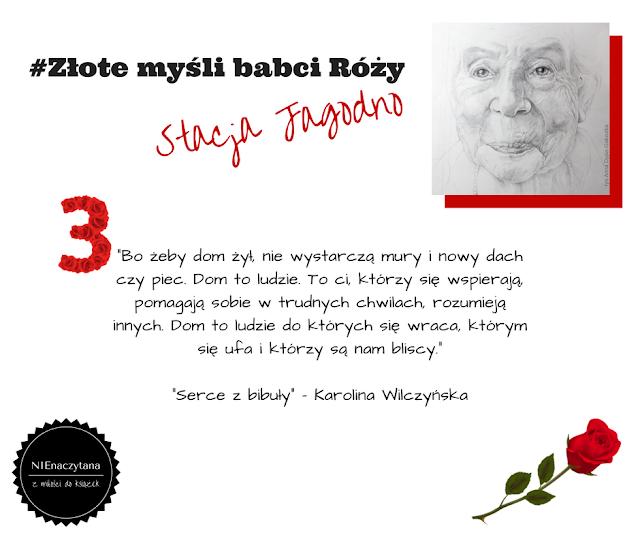 #złote myśli babci Róży - vol. 3