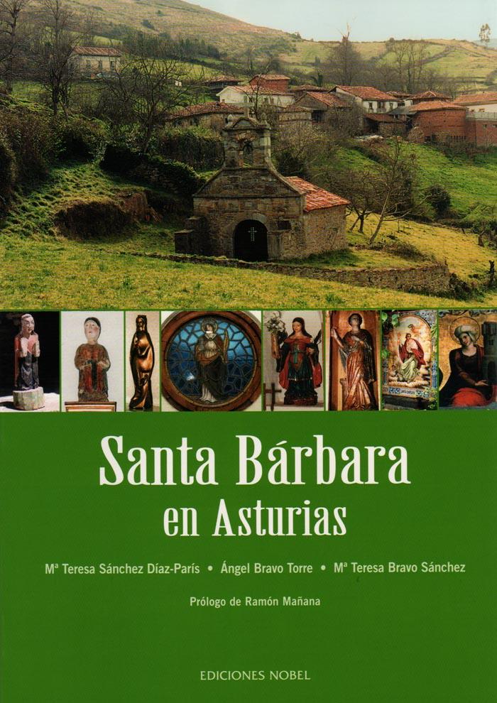 Santa Bárbara en Asturias