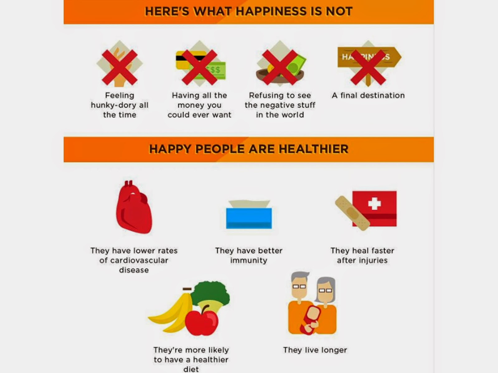 Facts about happiness 3