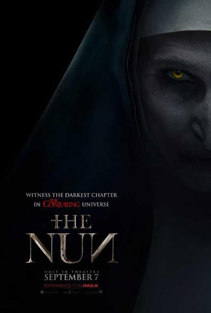 هذه هي أفضل وأقوى أفلام الرعب في سنة 2018 لحد الآن فيلم the nun