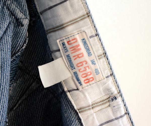 ヴィンテージ80~90年代デニムカーゴパンツサイドシンチノームコアFUNS福島古着