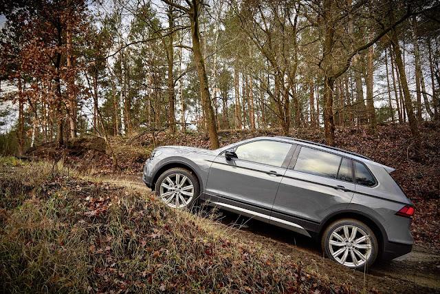 VW Tiguan 2019 Offroad