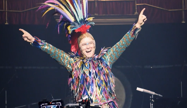 Paramount Channel, MTV e Comedy Central lançam making of exclusivo de Rocketman