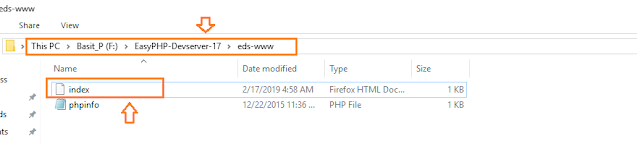 How To Install EasyPHP Devserver On Windows 10   Show Databases On phpMyAdmin  16