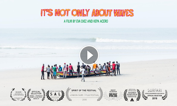IT´S NOT ONLY ABOUT WAVES subtítulos español a cultural exchange and fascinating human experience