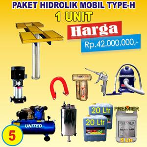 Paket Hidrolik-H 1 Unit