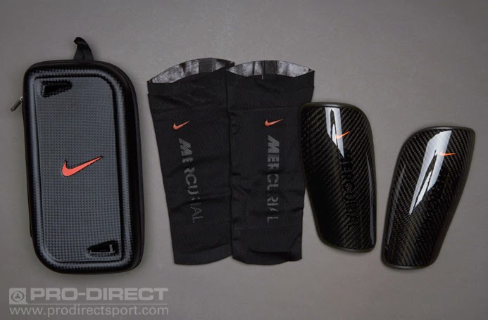 037eb685afc5 Nike to Release All-New 150 USD Carbon-Fiber Shin Guards - Footy ...