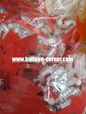 LED Light Up Untuk Balon Lampu