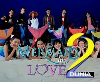 Daftar Nama Dan Biodata Pemain Mermaid In Love 2 Dunia SCTV