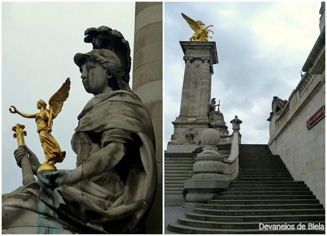 Ponte Alexandre III - Paris