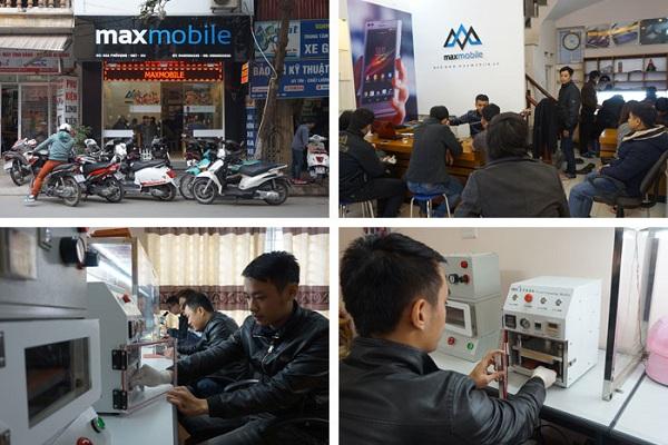 Thay màn hình xiaomi Mi5X giá rẻ