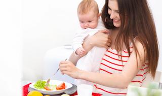 10 Makanan untuk Meningkatkan Jumlah ASI