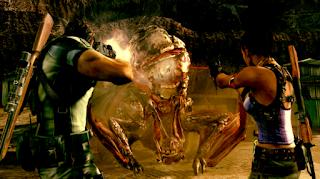 Resident Evil 5 For Shield TV Apk Full Item