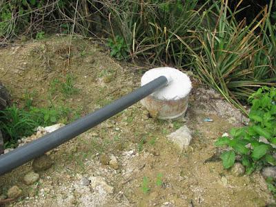 tanque septico conectado