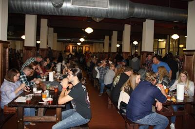 Happy BBQ fans at 2016 Houston BBQ Throwdown