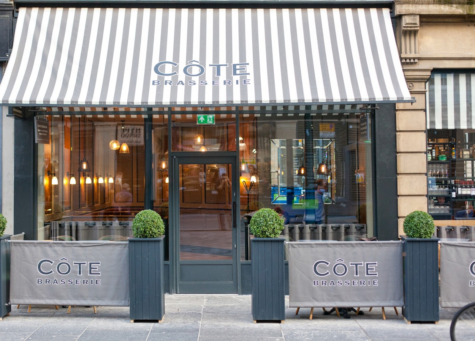 Côte Brasserie - French Dining in Newcastle