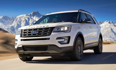 New Sport Appearance Package Unveiled for the Prolific Ford Explorer