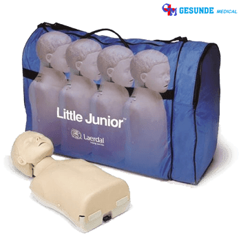 CPR Manikin Laerdal Little Junior 4 Pack