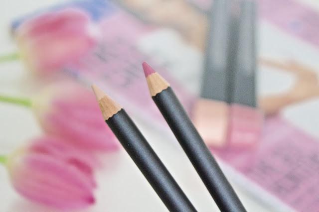 MAC Lip Liners | Naked & Hip 'n' Happy