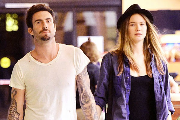Chatter Busy: Adam Levine And Behati Prinsloo Married