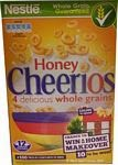 Cheerios Honey packet