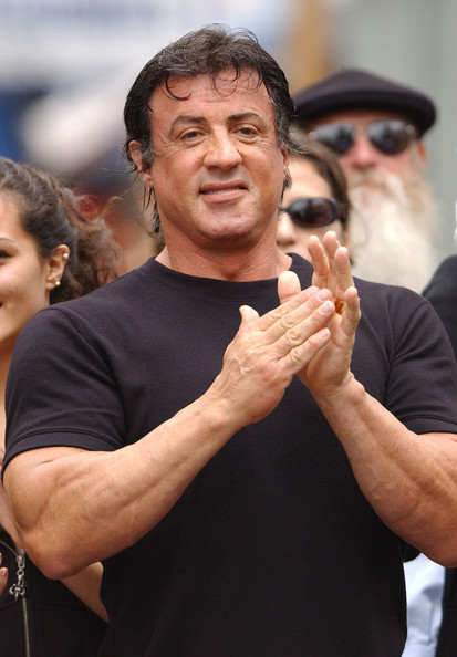 Sylvester Stallone Latest Images