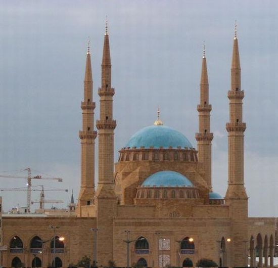 Gallipoli Beirut: Welcome To The Islamic Holly Places: Mohammad Al-Amin