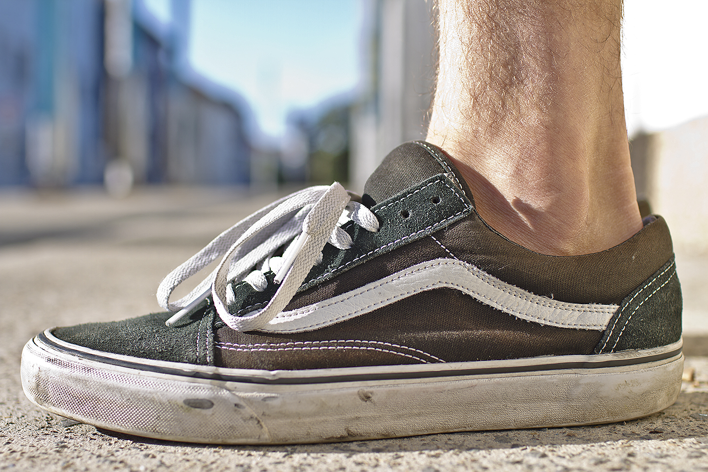 425423ba84 I Dig Your Sole Man  Pete x Vans Old Skool  Sydney