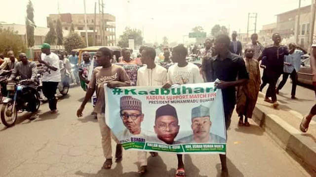 Its Buhari or nothing- supporters