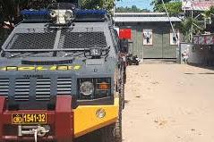 Sebanyak 145 Nara Pidana Teroris Dipindah Dari Mako Brimob Depok Ke Nusa Kambangan.