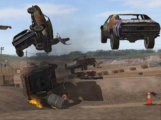 Test Drive: Eve of Destruction (PS2) 2004