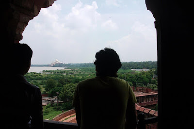 Taj Mahal Agra Fort Agra India Seven Wonder Travel Blog