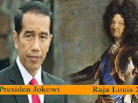 Partai Demokrat Panik, Samakan Presiden Jokowi Dengan Raja Louis XIV