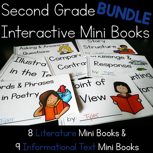 https://www.teacherspayteachers.com/Product/Interactive-Mini-Books-Bundle-Second-Grade-3672217