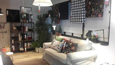 sofá de sala ikea