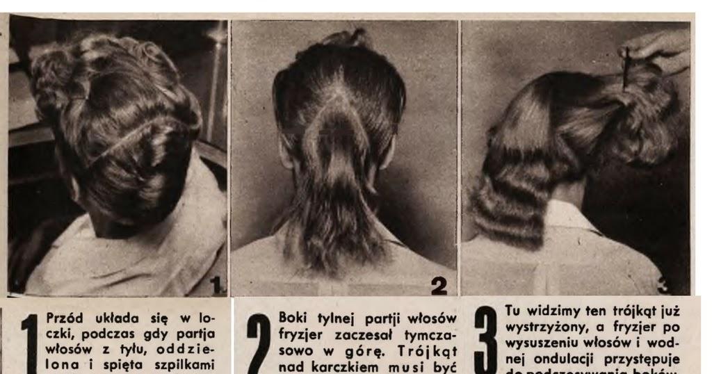 Retro Daily Rewolucyjna Fryzura 1938 R