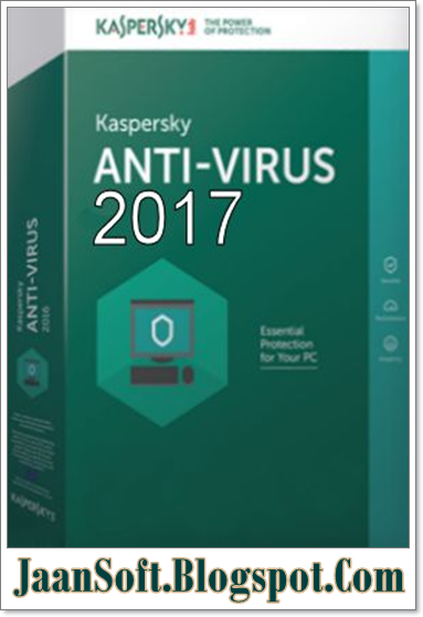 Kaspersky Antivirus 2017 Download For PC