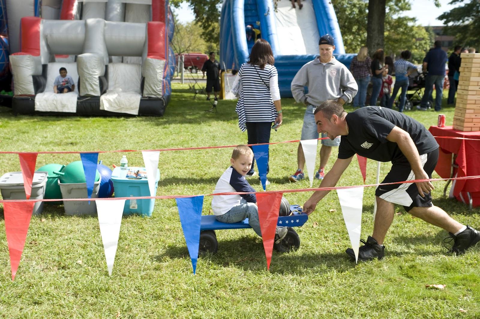 Nyra Family Fun Days Event Kings