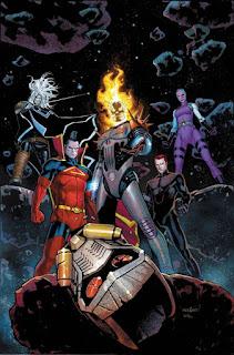 """Cómic: Anunciados los """"Guardianes de la galaxia oscuros"""" en Marvel Cómics"""