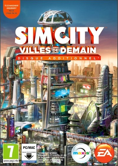 SimCity 2013 PC Game Save File Free Download - Save Games Download