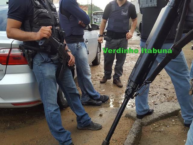 Verdinho Itabuna :: O mais acessado de Itabuna e região: Polícia Civil  entrega novos fuzis para unidades do interior da Bahia