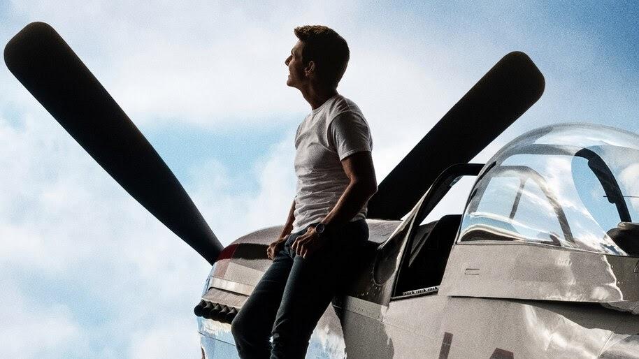 Top Gun Maverick, Tom Cruise, 4K, #5.1609