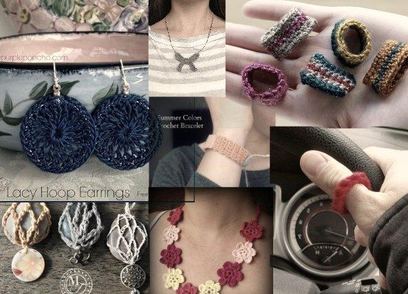 Bisuteria crochet paso a paso 15 tutoriales
