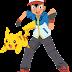 TIME LAPSE - Desenhando o Ash e o Pikachu com Inkscape