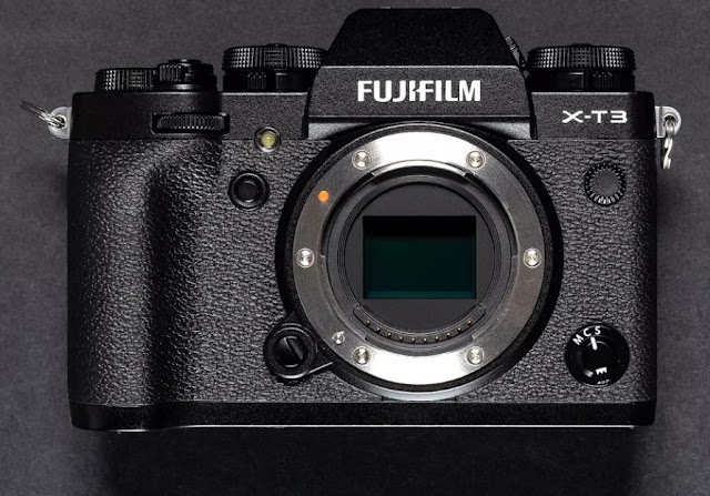 new features : fujifilm's new x-t3 review
