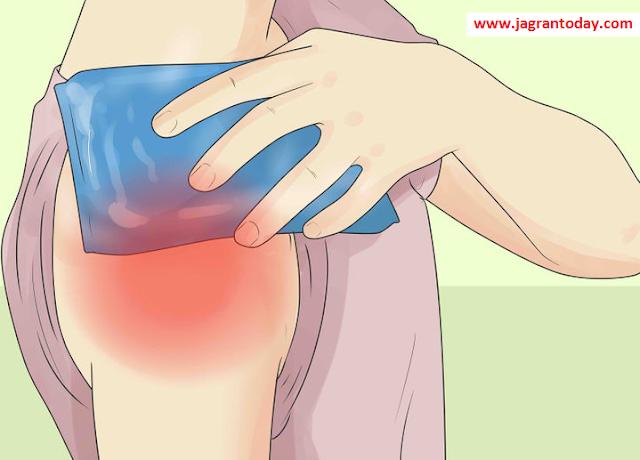 कंधे की अकडन दूर करने के घरेलू उपचार