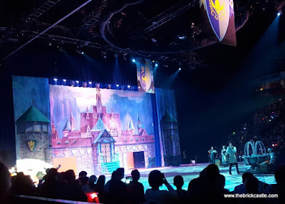 Disney On Ice  worlds Of Enchantment tour Arendelle